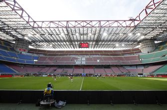 Milan loses to Genoa amid further chaos for Serie A