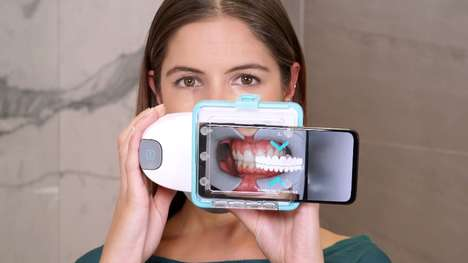 At-Home Oral Care Scanners – The 'SmileMate' System from Dental Monitoring is AI-Powered (TrendHunter.com)