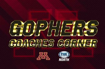 Coaches Corner: Bobbie Bohlig sits down with Gophers Brad Frost