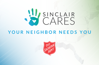 JOIN FOX SPORTS ARIZONA, SINCLAIR CARES AND THE SALVATION ARMY IN SUPPORTING COVID-19 RELIEF EFFORTS
